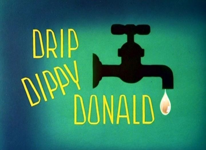 Drip Dippy Donald Drip Dippy Donald 1948 The Internet Animation Database
