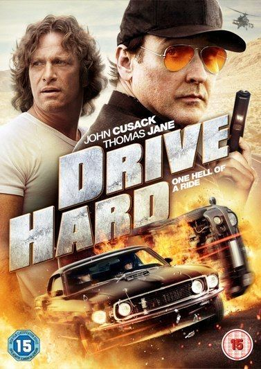 Drive Hard Drive Hard to write full throttle action Mike Fury