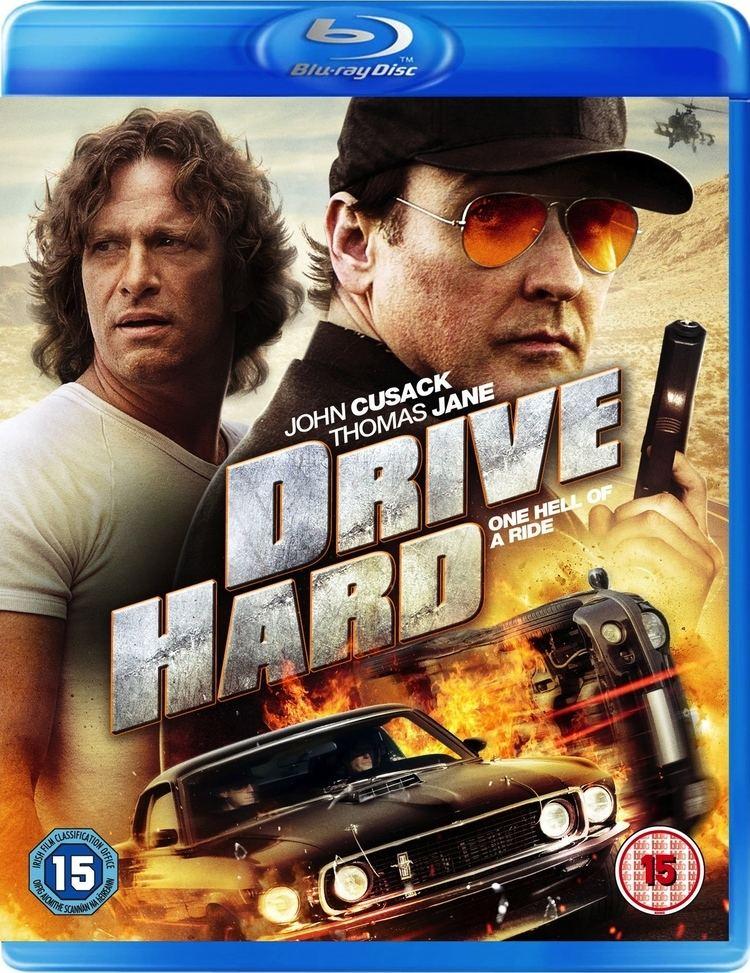 Drive Hard Drive Hard Bluray United Kingdom