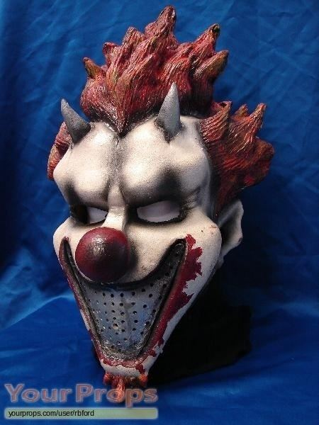 Drive-Thru (film) Drive Thru Hero Screen Matched Horny The Clown Mask original movie prop