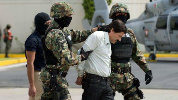Drug lord Arrest of a drug lord Got Shorty The Economist