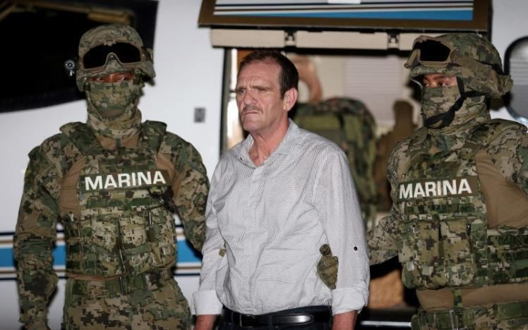 Drug lord Ally of drug lord 39El Chapo39 arrested in Mexico after US prison