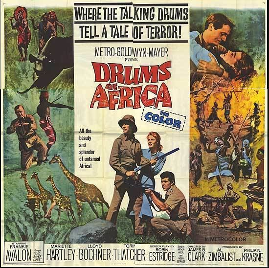 Drums of Africa Drums of Africa 1963