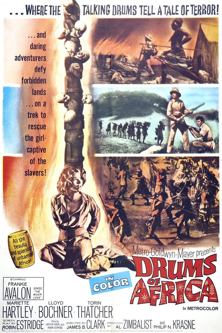 Drums of Africa wwwgstaticcomtvthumbmovieposters47645p47645