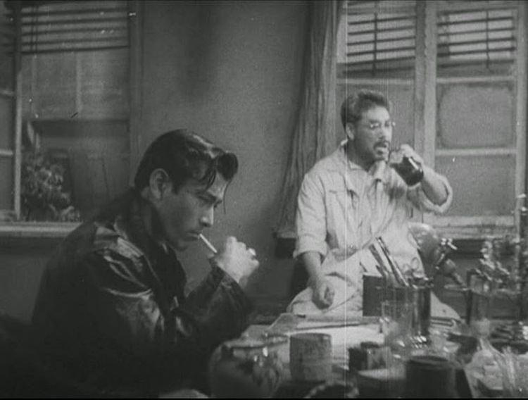 Drunken Angel The Film Sufi Drunken Angel Akira Kurosawa 1948