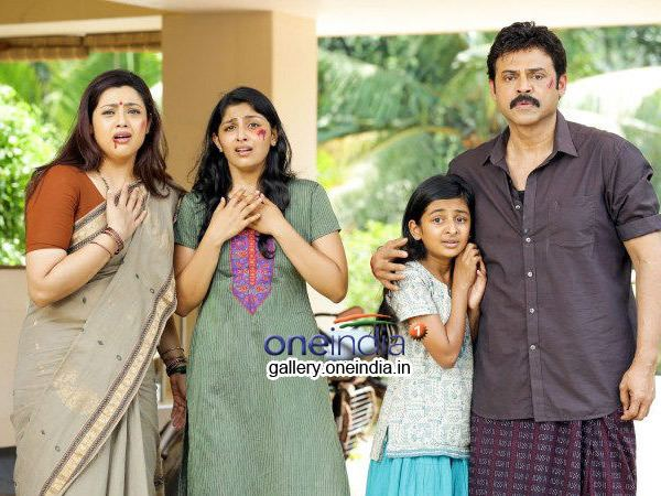 Drushyam Drushyam Drishyam Movie Review Filmibeat