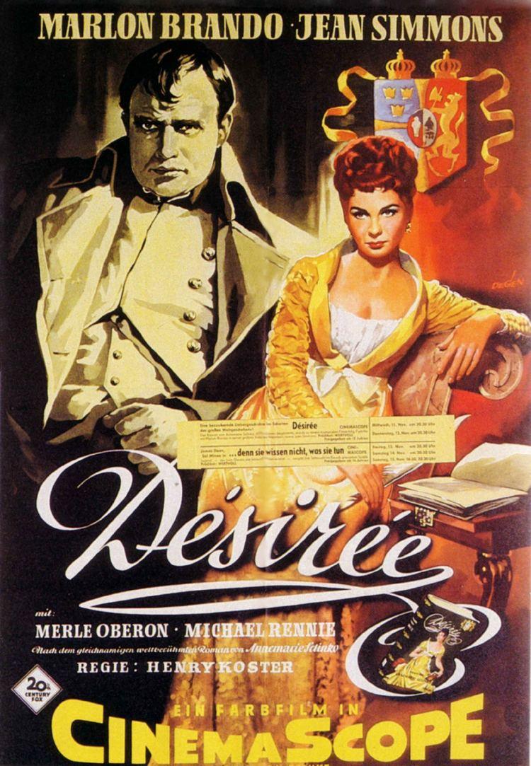 Désirée (film) Desiree