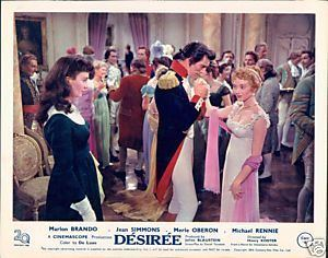 Désirée (film) 1000 images about DESIREE 1954 on Pinterest Foxes Cards and