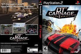DT Carnage Clubbit Link DT Carnage PS2 ISO Clubbit