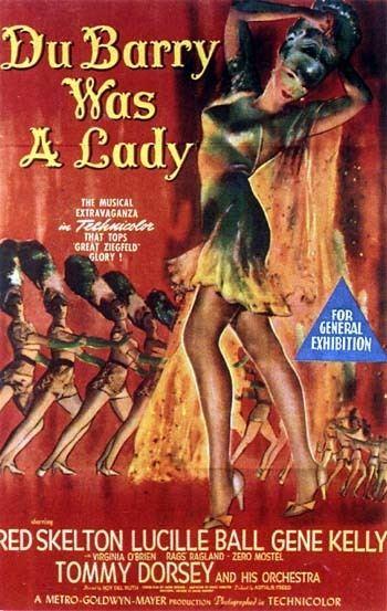 Du Barry Was a Lady (film) Du Barry Was a Lady