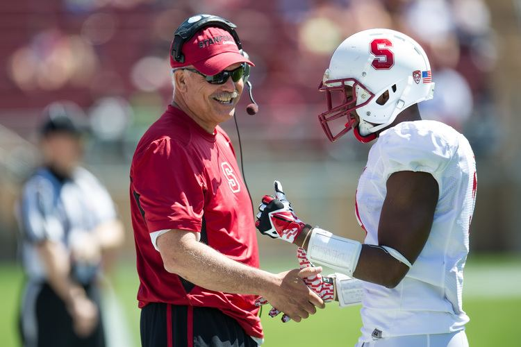 Duane Akina Football preview Duane Akina sees potential in Stanford39s