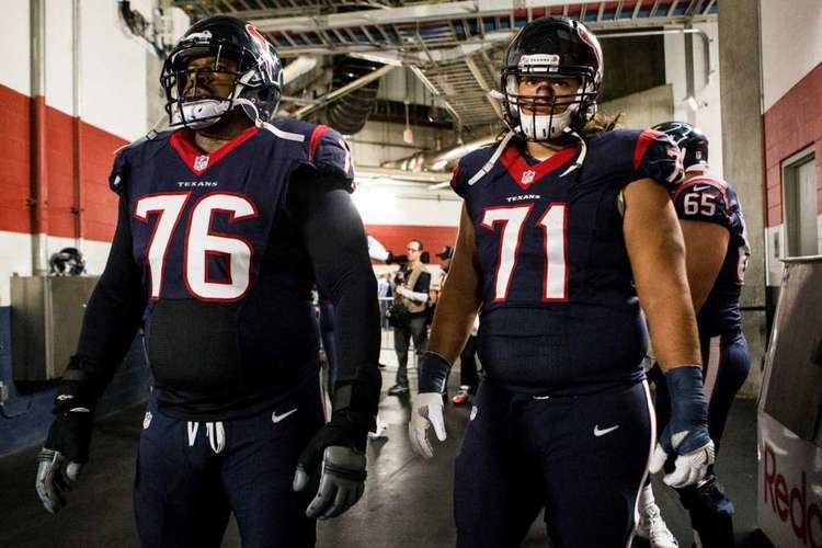 Duane Brown Stephanie Stradley discusses Duane Browns Texans holdout Houston
