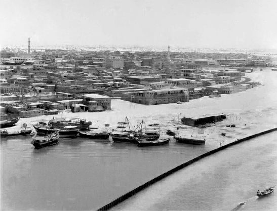 Dubai in the past, History of Dubai