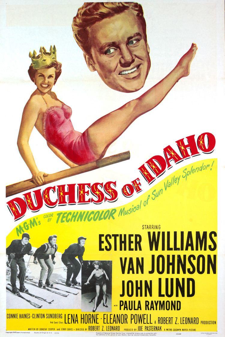 Duchess of Idaho wwwgstaticcomtvthumbmovieposters7597p7597p