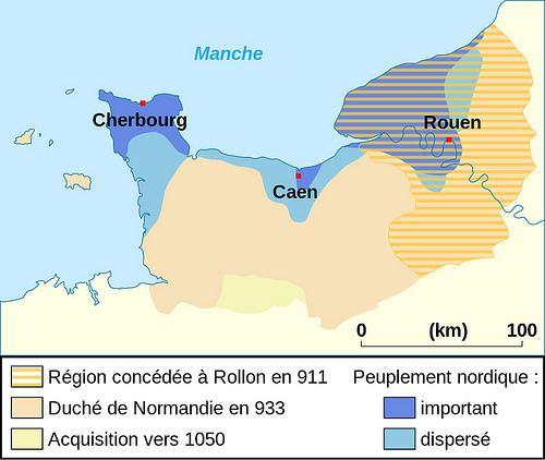 Duchy of Normandy Duchy of Normandy Historystack
