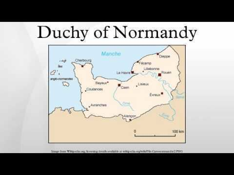 Duchy of Normandy Duchy of Normandy YouTube