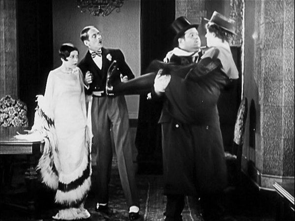 Duck Soup to Nuts movie scenes 3 Duck Soup Colonel Blood is an ill tempered man Locking him in his own closet is not advisible But Stan dressed as the housemaid Agnes does it