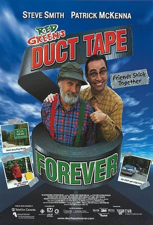 Duct Tape Forever Red Greens Duct Tape Forever movie posters at movie poster