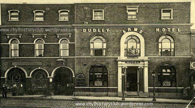 Dudley in the past, History of Dudley