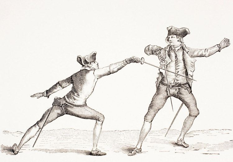 Duel The Pen the Sword and the Duel The New Yorker
