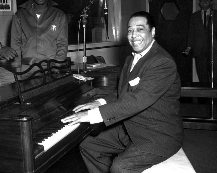 Duke Ellington Duke Ellington Wikipedia the free encyclopedia