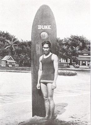 Duke Kahanamoku surfresearch