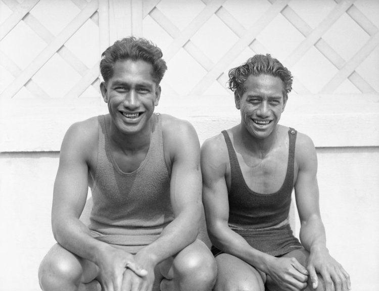 Duke Kahanamoku Duke of Hawaii A Swimmer and Surfer Who Straddled Two Cultures