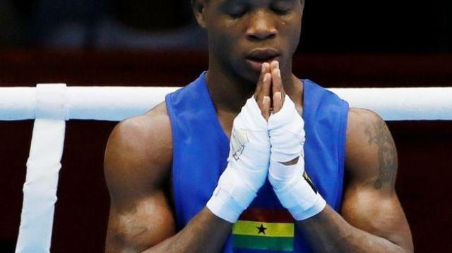 Duke Micah Im going to be Ghanas next world champion Duke Micah News Ghana