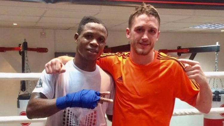 Duke Micah Duke Micah I hope other UK boxers wont run from me like they did