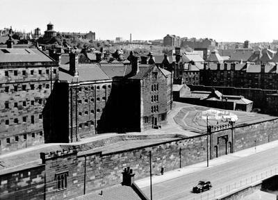Duke Street Prison TheGlasgowStory Duke Street Prison 1955