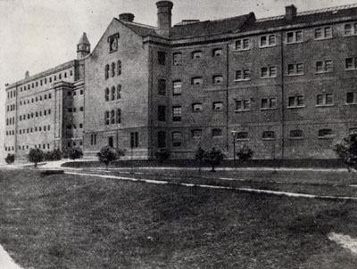 Duke Street Prison TheGlasgowStory Duke Street Prison 1909