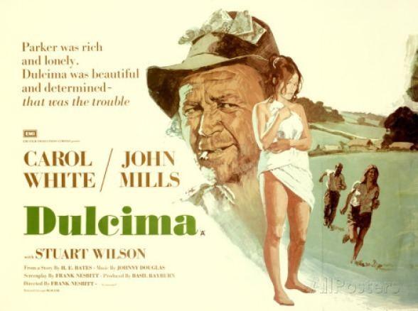 Dulcima British 60s cinema Dulcima