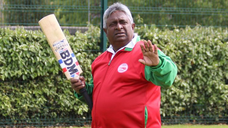 Coach Duleep Mendis projects batting revamp for Oman Cricket