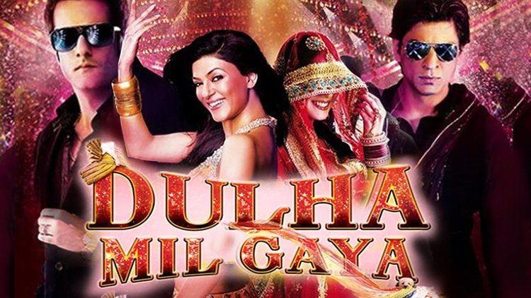 Dulha Mil Gaya Dulha Mil Gaya HD Full Hindi Movie Shahrukh Khan Sushmita Sen