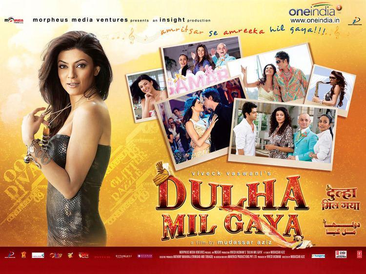 Dulha Mil Gaya Dulha Mil Gaya 2010 BluRay 720p nHD x264 NhaNc3 Eng Arabic Sub FOR