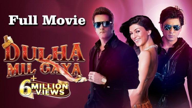 Dulha Mil Gaya Dulha Mil Gaya Full Movie ft Shahrukh Khan Sushmita Sen Fardeen