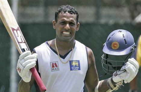 Dulip Samaraweera (Cricketer) family