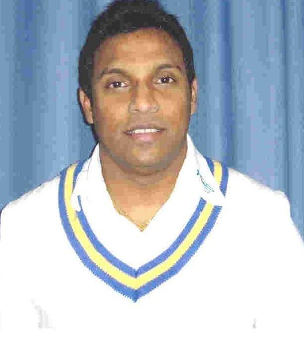 Dulip Samaraweera (Cricketer)
