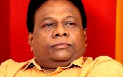 Dullas Alahapperuma Dullas Alahapperuma files complaint against former