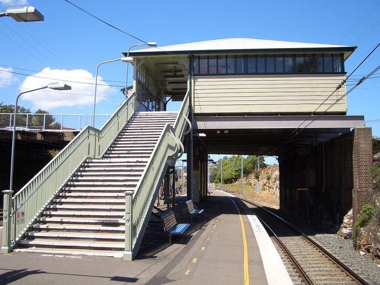 Dulwich Hill railway station