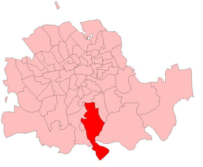 Dulwich (UK Parliament constituency)
