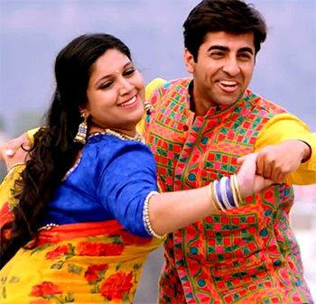 Review Dum Laga Ke Haisha will win your heart Rediffcom Movies