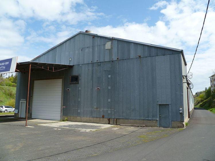 Dumas Seed Company warehouse