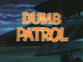 Dumb Patrol movie poster