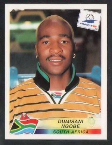 Dumisa Ngobe One Two Soccer Premier Soccer League amp Bafana Bafana