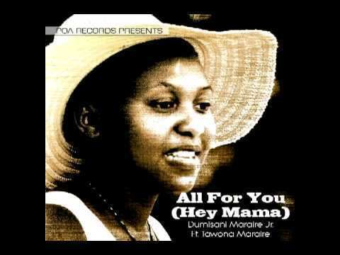 Dumisani Maraire All For You Hey Mama Preview Dumisani Maraire Jr Ft