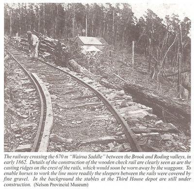 Dun Mountain Railway History Coppermine