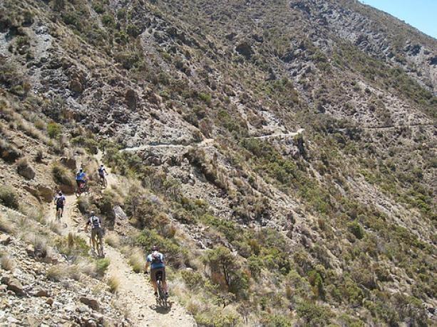 Dun Mountain Railway Dun Mountain Trail Mountain Bike and Cycle Trail Guide