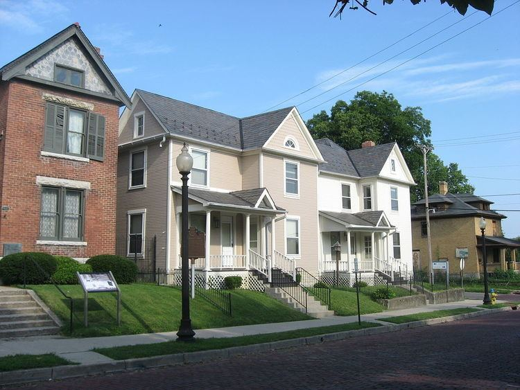 Dunbar Historic District