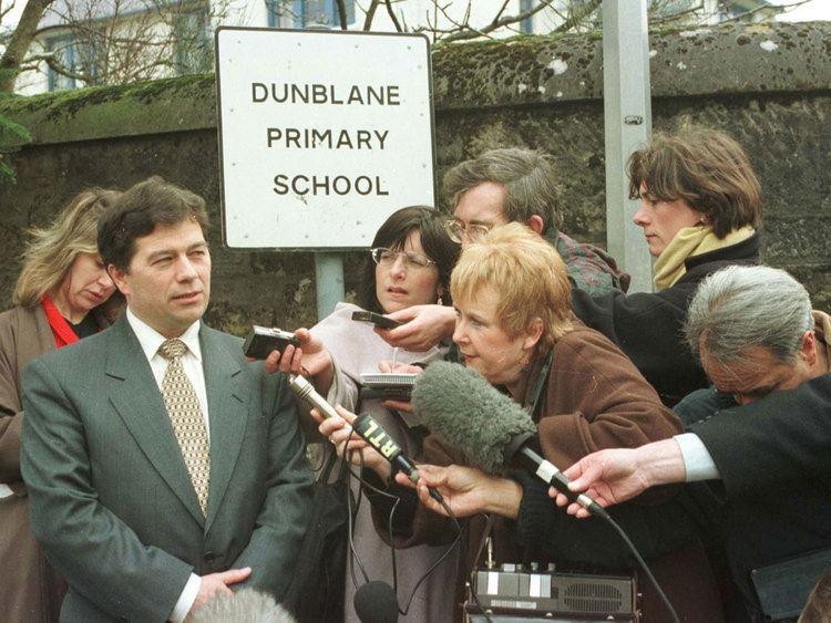 Dunblane massacre Dunblane massacre Headteacher Ron Taylor breaks 20 year silence to